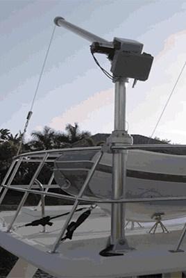 3000 rotating crane for Motorized rotating crane hook